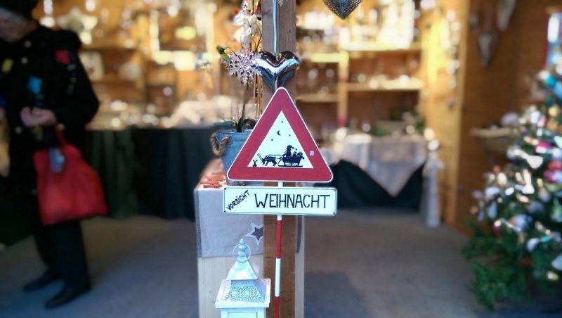 Vorsicht Weihnacht