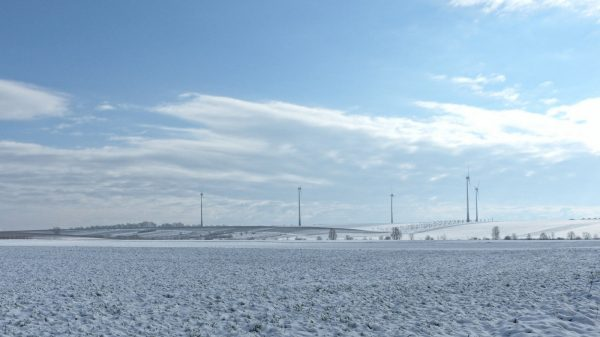 Winterspaziergang bei Selzen