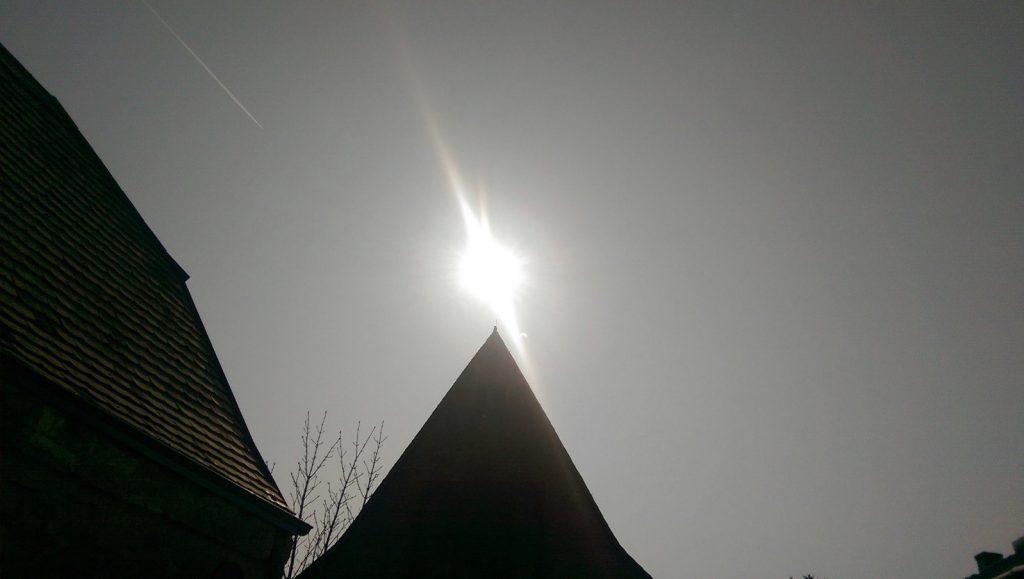 Sonnenfinsternis @ INJELEA