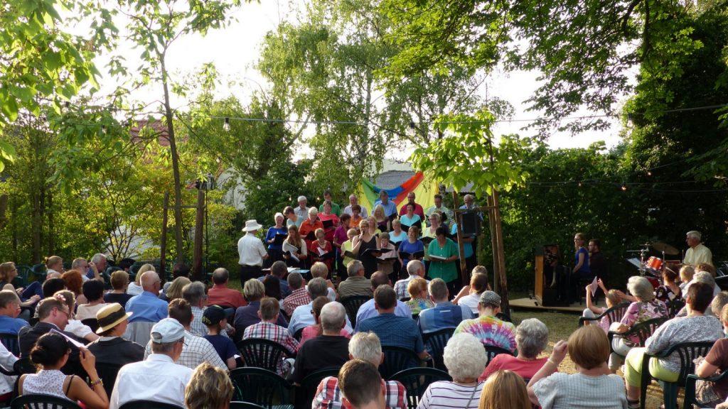 Sommerkonzert der Kantorei Selzen