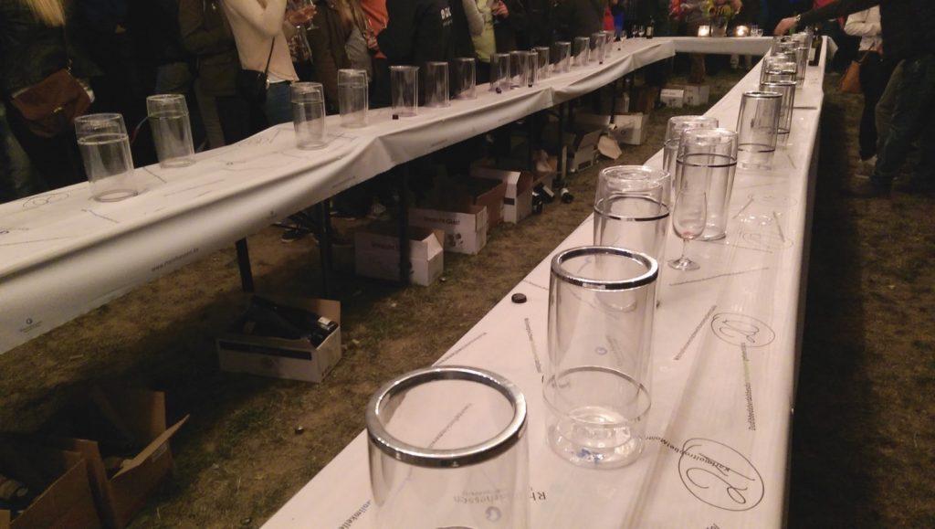Ausgetrunken: Kerbeweinprobe im Selzer Berg