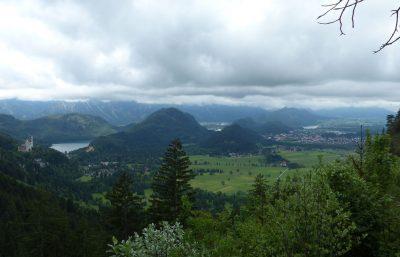 Wanderung zum Tegelberg (Neuschwanstein, Hohenschwangau, Füssen)