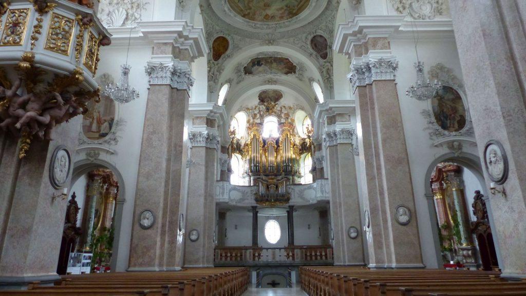Pfarrkirche St. Mang