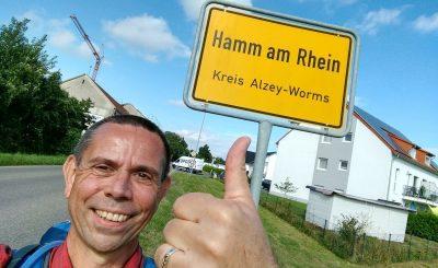 Frank Hamm in Hamm am Rhein