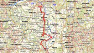 Rheinterrassenwanderung (Planung)