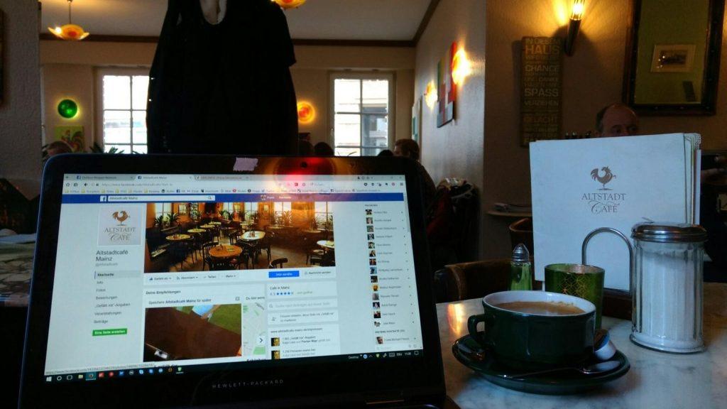 Altstadt-Café Mainz