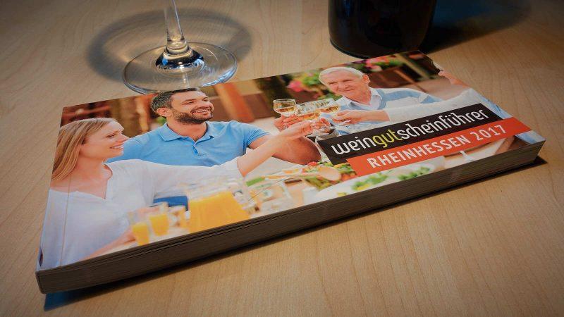 Weingutscheinführer Rheinhessen 2017
