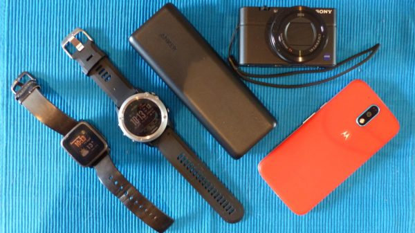 Elektronik-Gadgets fürs Wandern