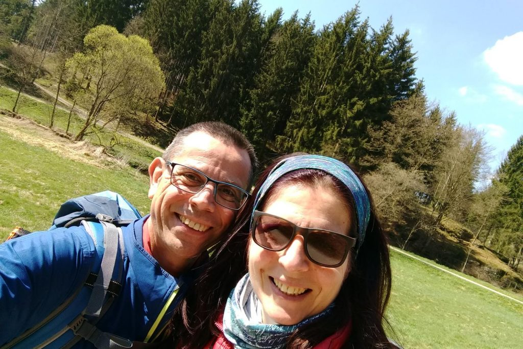 Wandern: Traumschleife Frau Holle bei Sonnenwetter