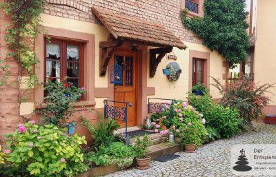 Das Branhiesel in Mietesheim, Elsass