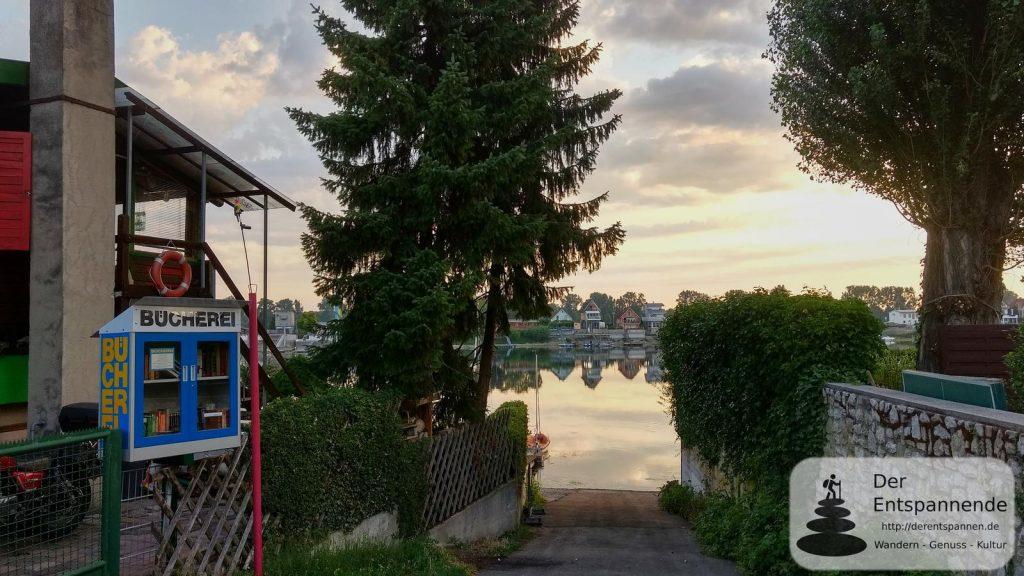 Bücherei am Eicher See :-)