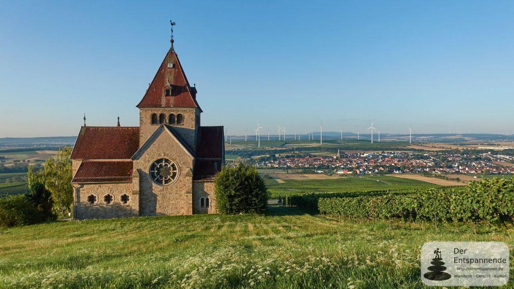 Kreuzkapelle am Wissberg, Gau-Bickelheim