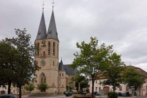 Marktplatz Flonheim