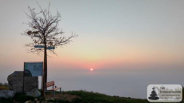 Here comes the Sun - SunriseRun über Selzen und dem Selztal