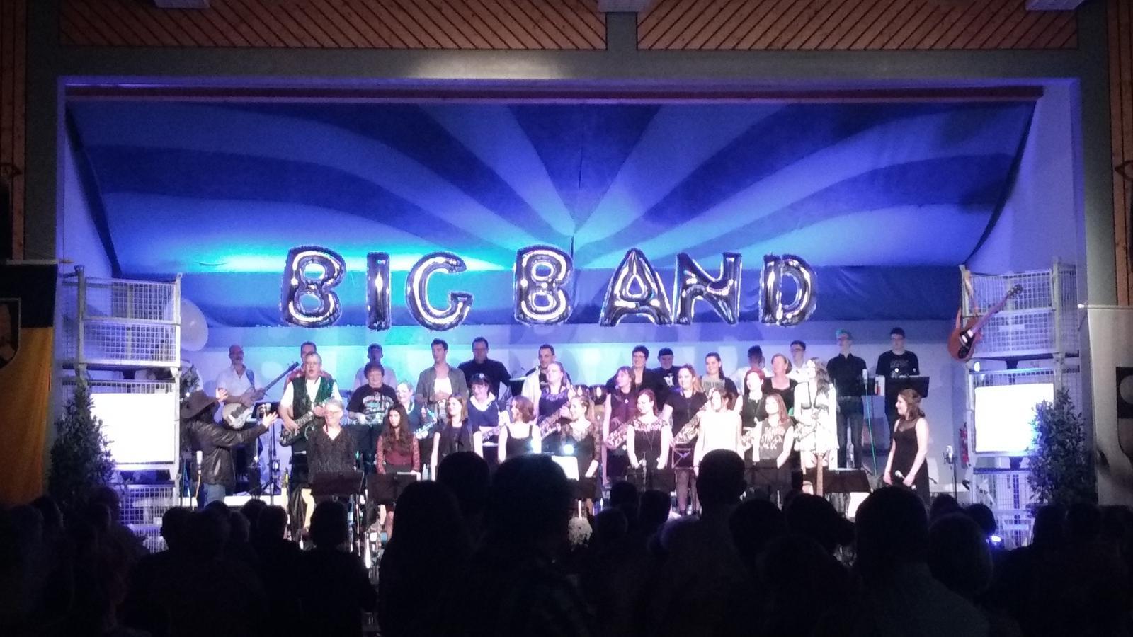 4. Jahreskonzert der BigBand Selzen-Köngernheim