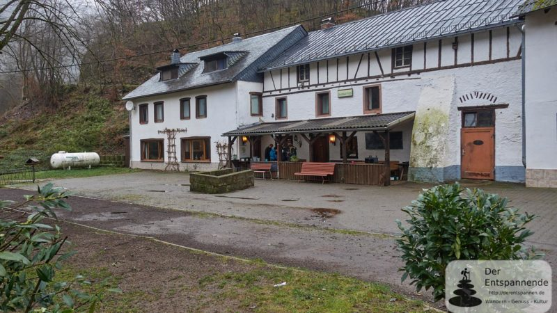 Strotzbüscher Mühle in der Vulkaneifel