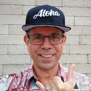 Frank Hamm (Hawaiian Shaka!)