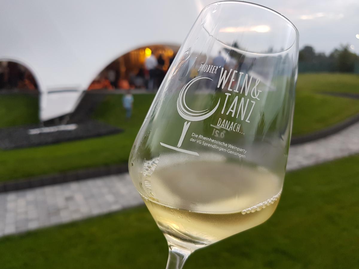 Wein&Tanz (©Tourist Info VG Sprendlingen-Gensingen)
