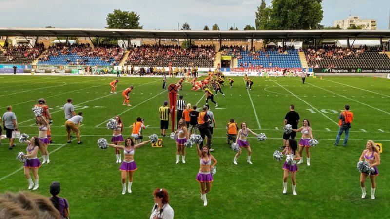 Frankfurt Universe vs. Munich Cowboys (28.07.2018)