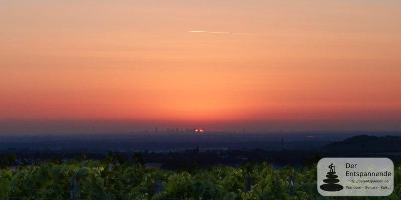 SunriseHike zum Selzer Berg und der Hiwweltour Zornheimer Berg