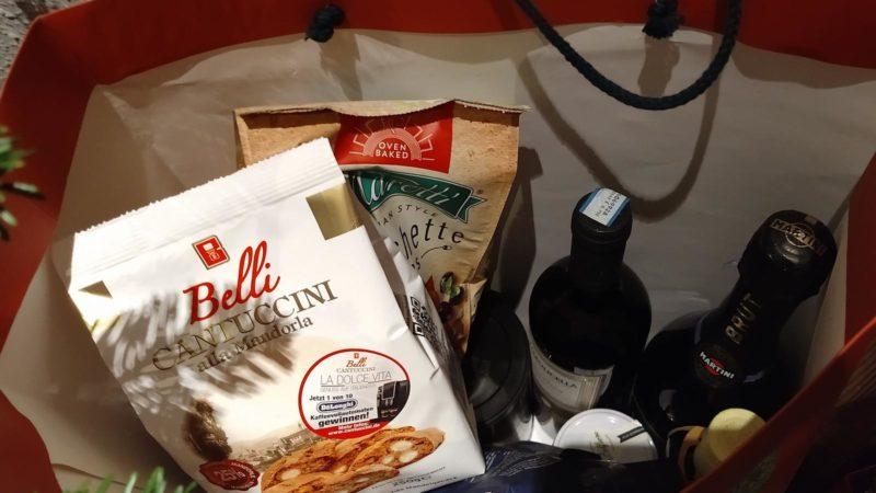 Nicht nur Pasta - Zutaten für einen italienischen Abend