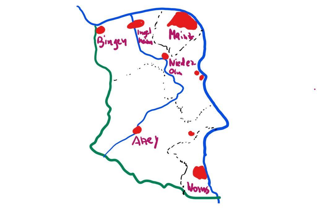 Ausbildung zum Kultur- und Weinbotschafter Rheinhessen