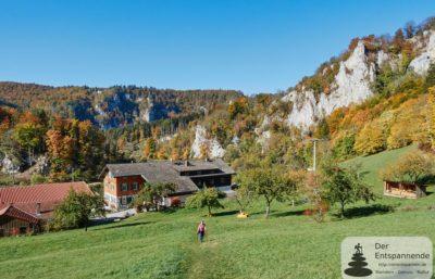 Das Jägerhaus bei Fridingen an der Donau