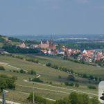 Katharinenkirche und Oppenheim (Oppenheimer Rheinterrassen-Wanderung)