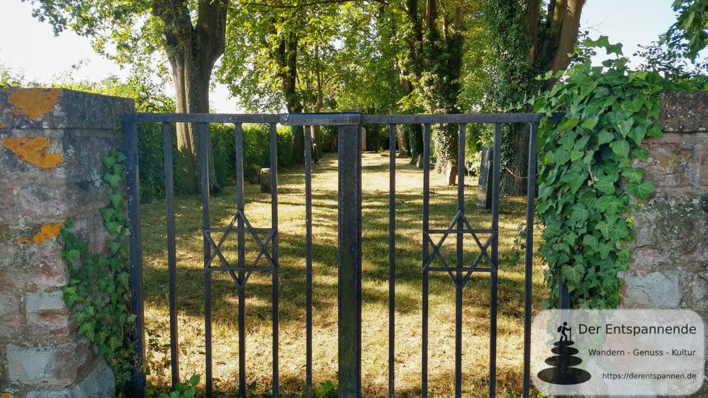 Jüdischer Friedhof Hahnheim