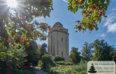 Bismarckturm Ingelheim (Nordseite)