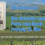 Rheinhessen. Wanderungen für die Seele. Launch Party am 15. Mai