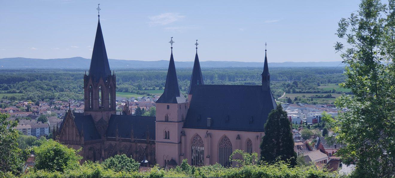 Landskron - Katharinenkirche Oppenheim (Oppo Reno 2, Vollbild, 2x, 2,46 MB)