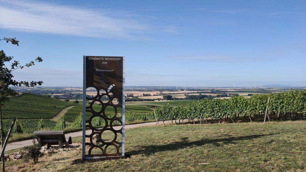 Schönste Weinsicht 2020 Rheinhessen (Deutsches Weininstitut)