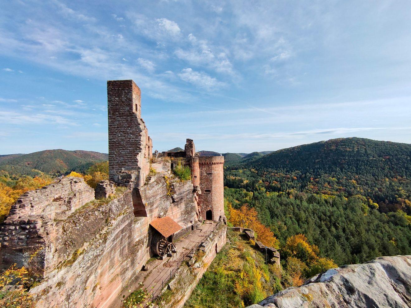 Burg Altdahn Grafendahn-Tanstein