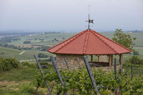 Glockenberghütte bei Gau-Bischofsheim