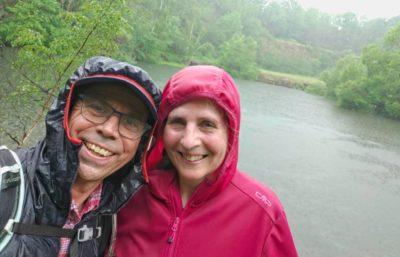 Selfie am Silbersee - Vitaltour Geheimnisvoller Lemberg