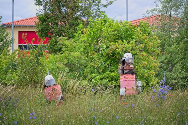 Feuerwehrleute von Uelversheim-Weinolsheim