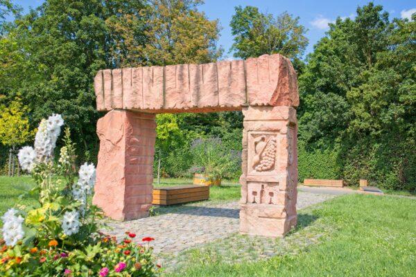 Das Rheinhessen-Tor in Nieder-Olm